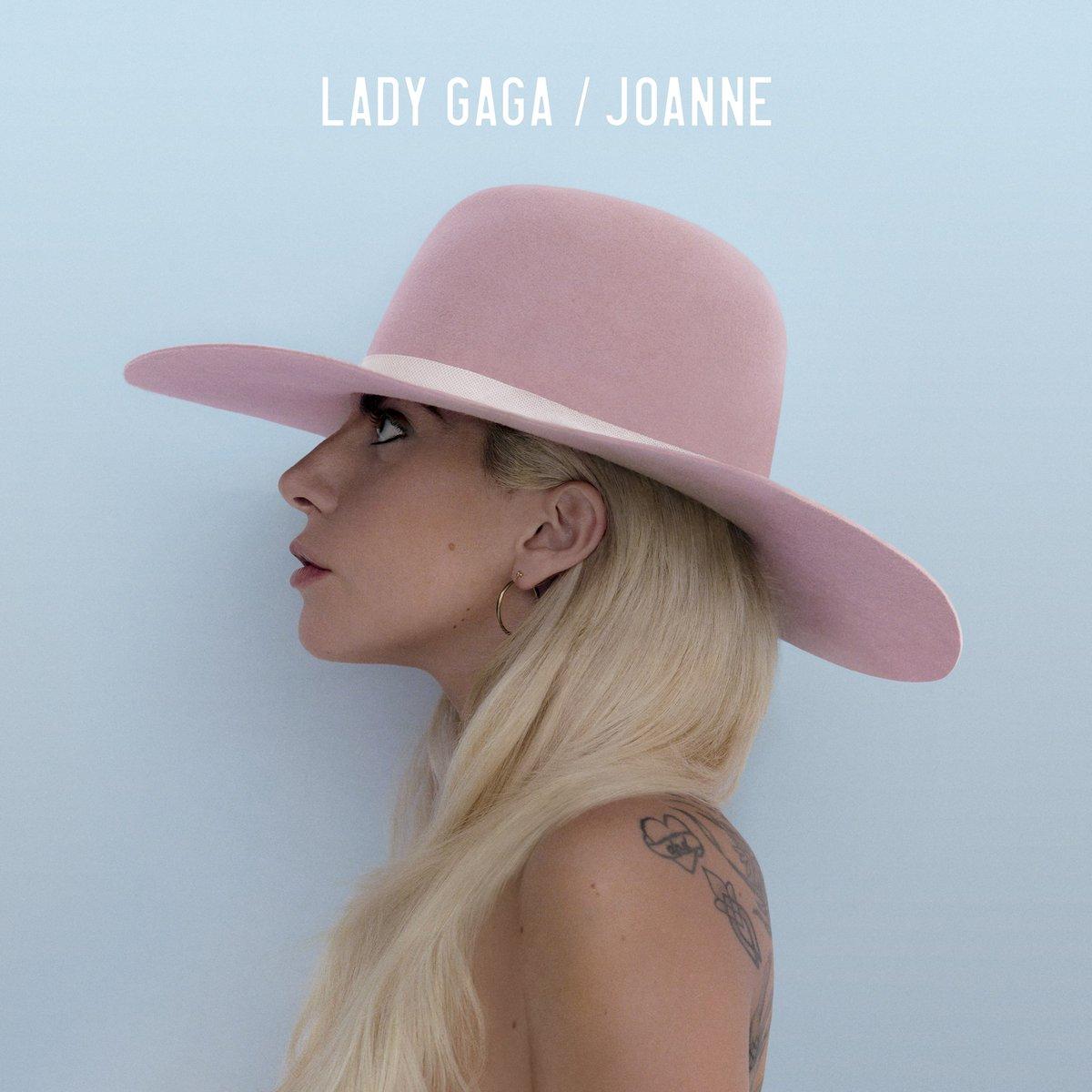 Lady Gaga Joanne album