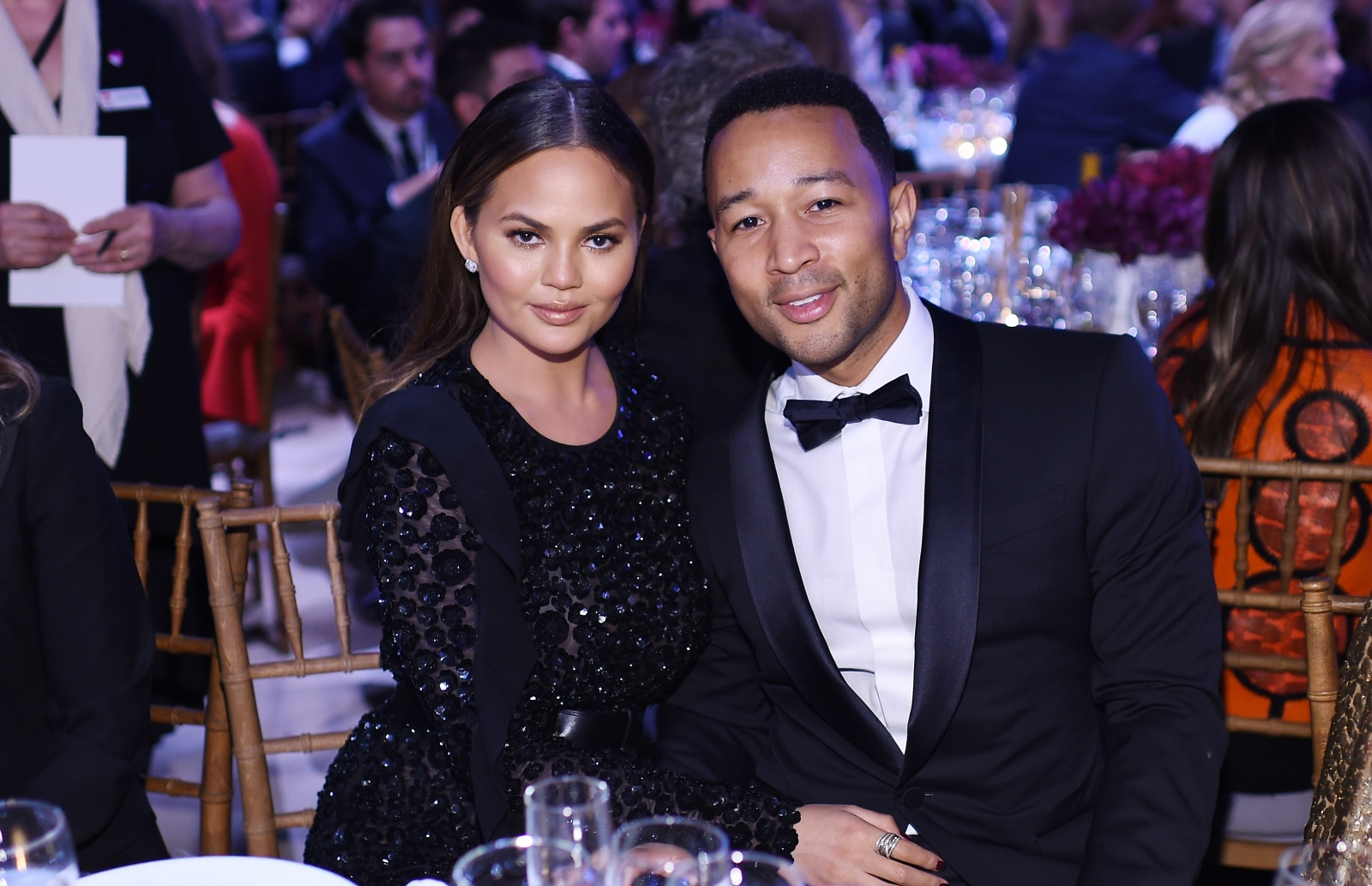 Chrissy Teigen Fights Back After She Is 'Mummy Shamed' Online