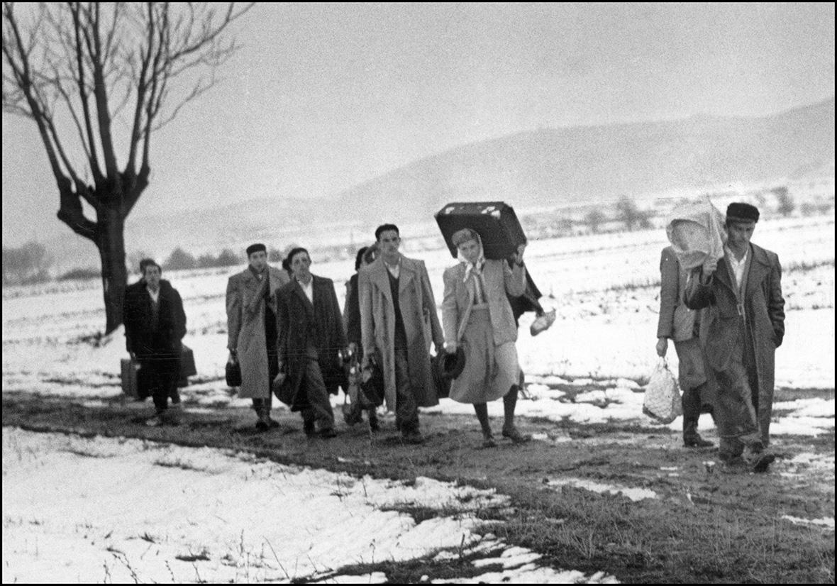 Hungary uprising 1956 60th anniversary