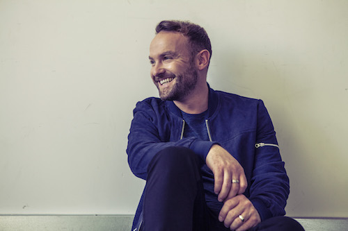 The Voice's Kevin Simm