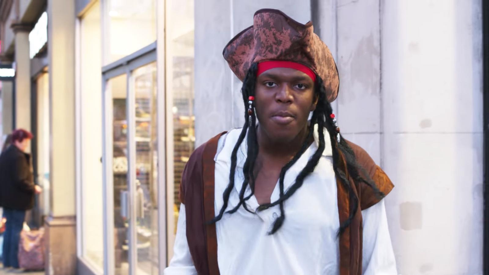 KSI piracy apology