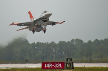 Boeing is reusing old F-16 fighter jets as drones for