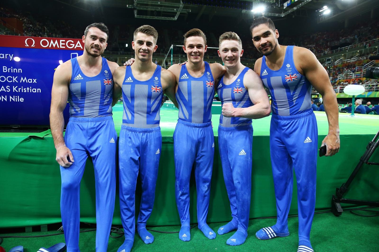 Great Britain men's gymnastics team