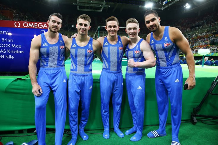 Great Britain men's gymnastics team
