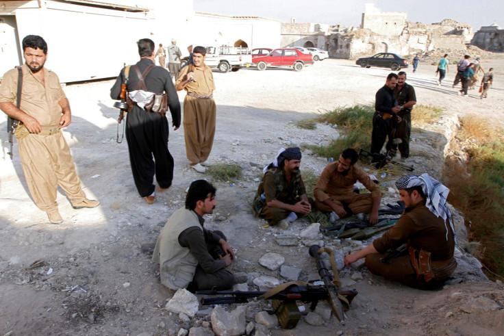 kirkuk kurds
