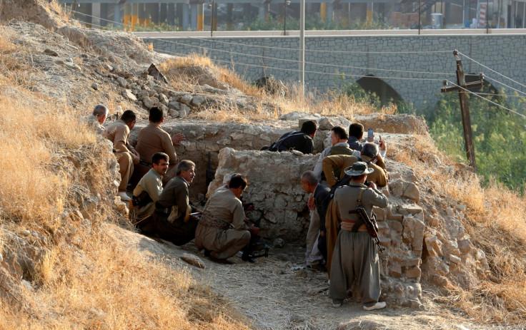 Kirkuk attack by Isis