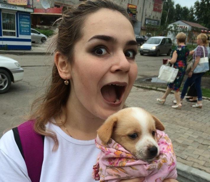 Alina Orlova was arrested for animal cruelty