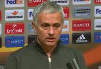 Mourinho won\'t celebrate \'like crazy kid\' if Man U scores