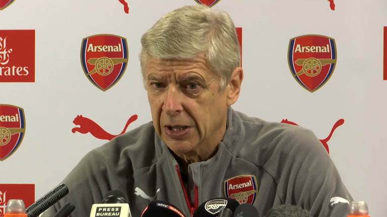 Arsene Wenger: You have to keep your vigilance