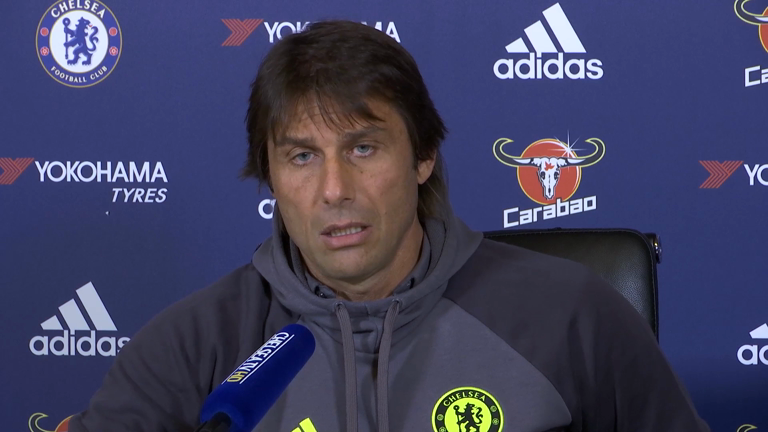 "Antonio Conte: Mourinho is part of ""the story of this club"""