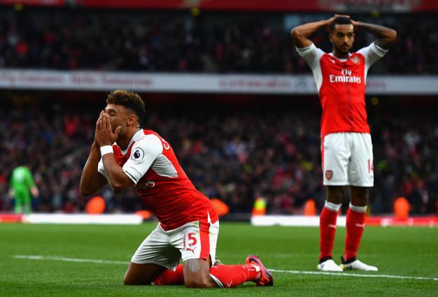 Arsenal were well below their best