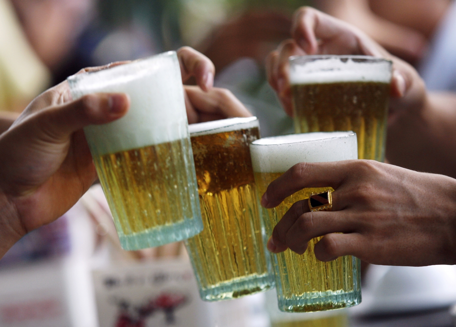 Iraq alcohol ban