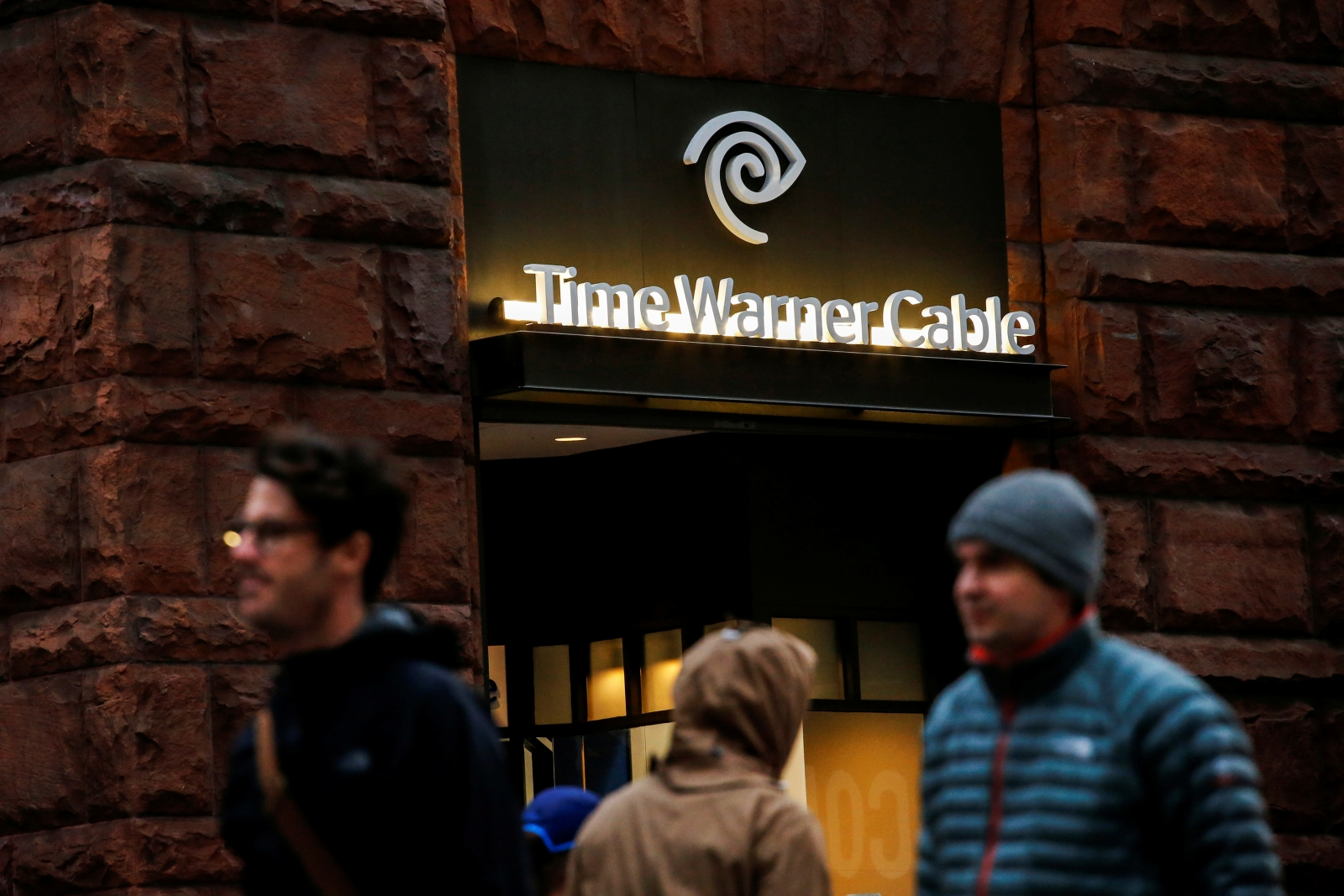 Time Warner Cable branch, Manhattan