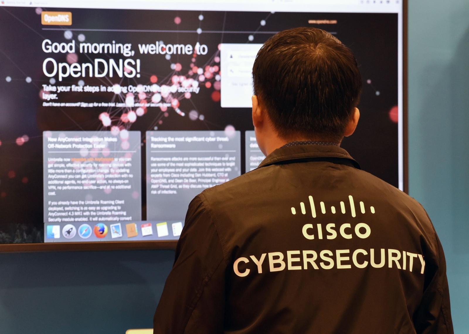 Cisco Streaming Piracy Prevention service