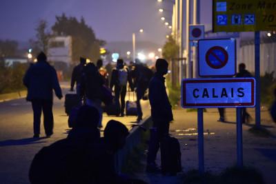 Calais Jungle