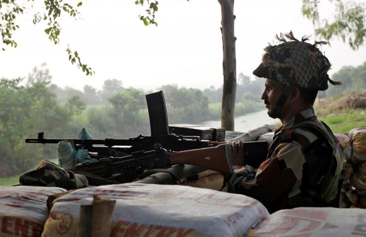 India-Pakistan cross-border clashes