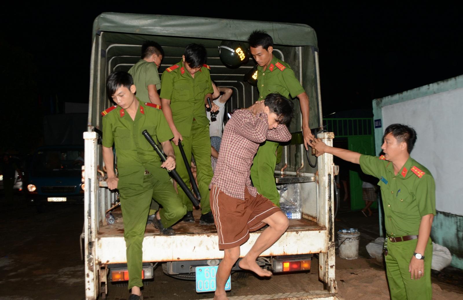 Vietnam drugs