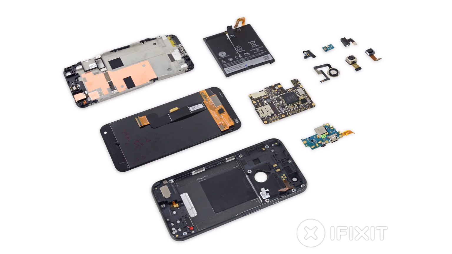 iFixit Google Pixel XL teardown