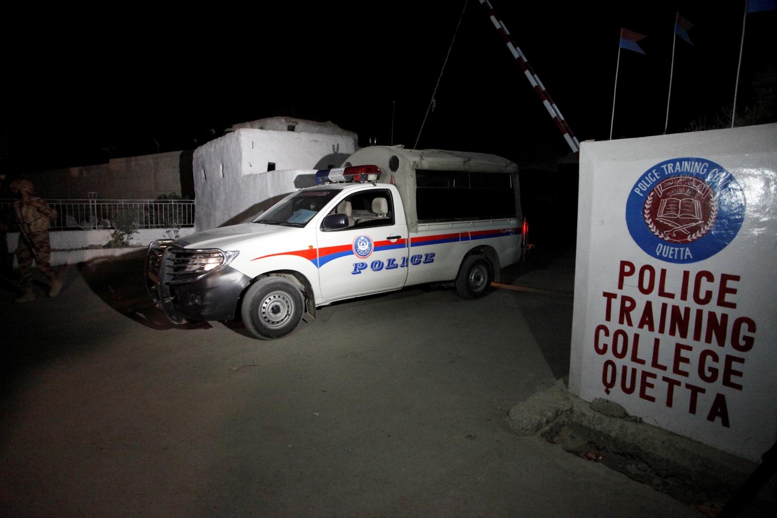 Pakistan Quetta terror attack