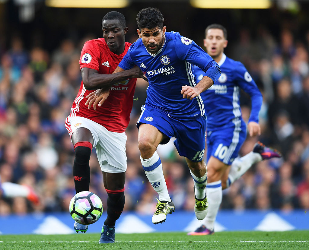 Eric Bailly ruled out for two months with knee injury