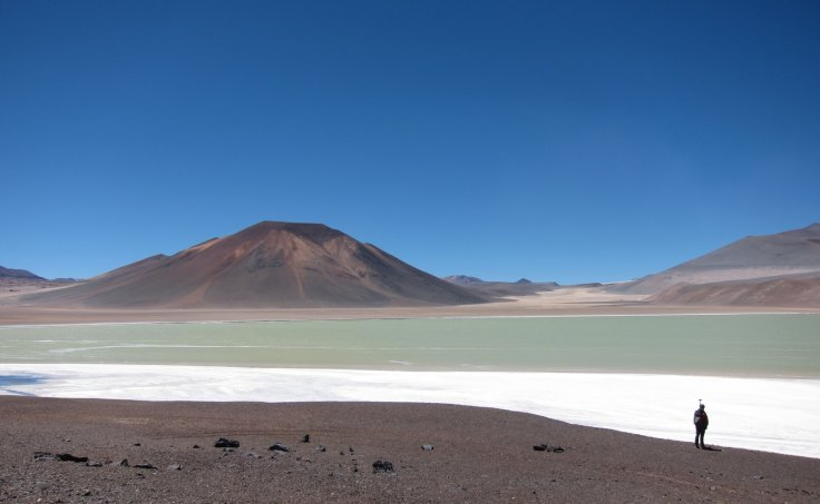 andes huge magma dome is pushing up altiplano puna plateau