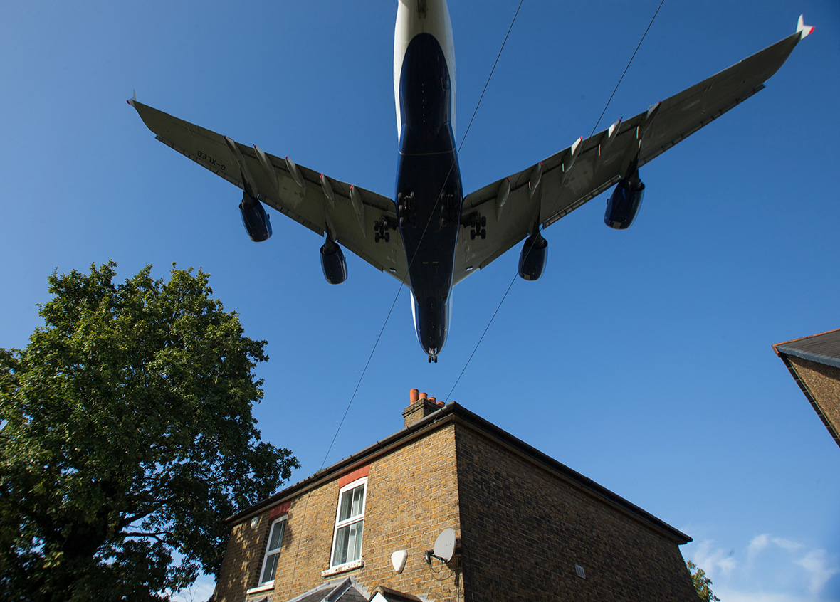 Heathrow expansion villages under threat