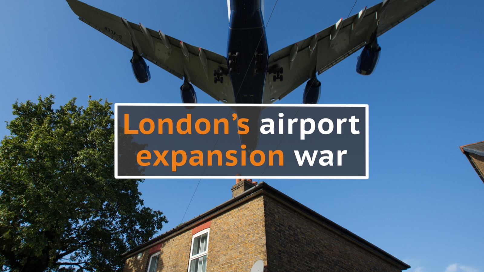 London's airport expansion war