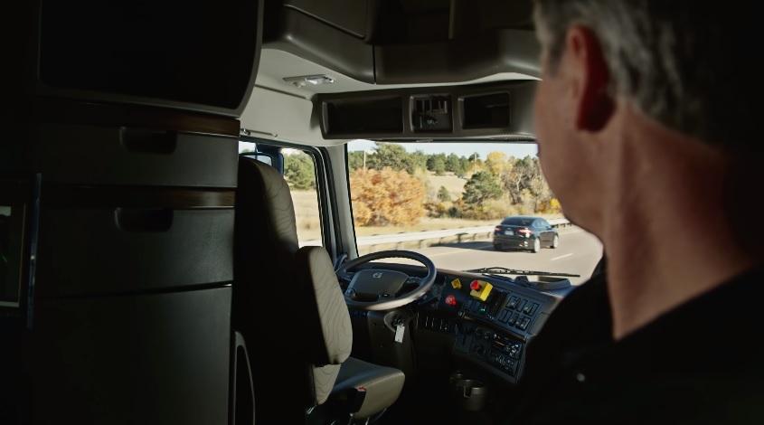 Otto Uber autonomous truck