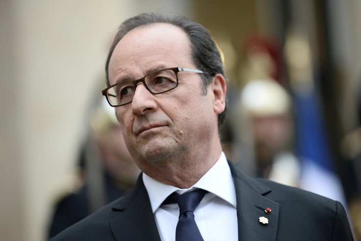 Francois Illas New Tradition: Hollande Decides Against Seeking Re-election In 2017