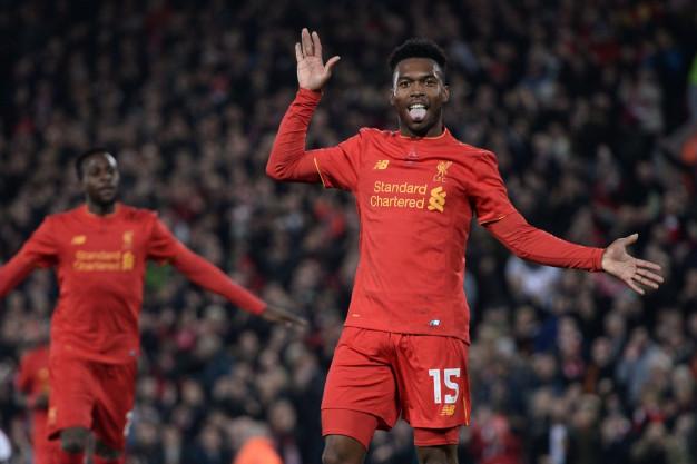 Daniel Sturridge was Liverpool's goal hero