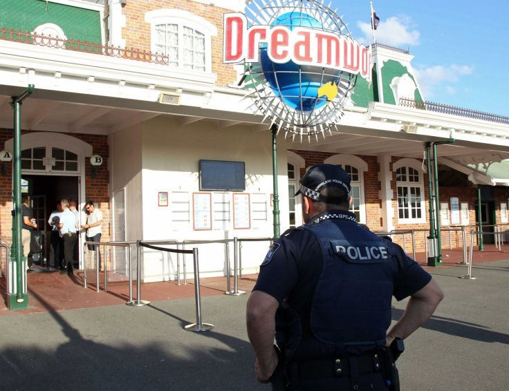 Dreamworld accident