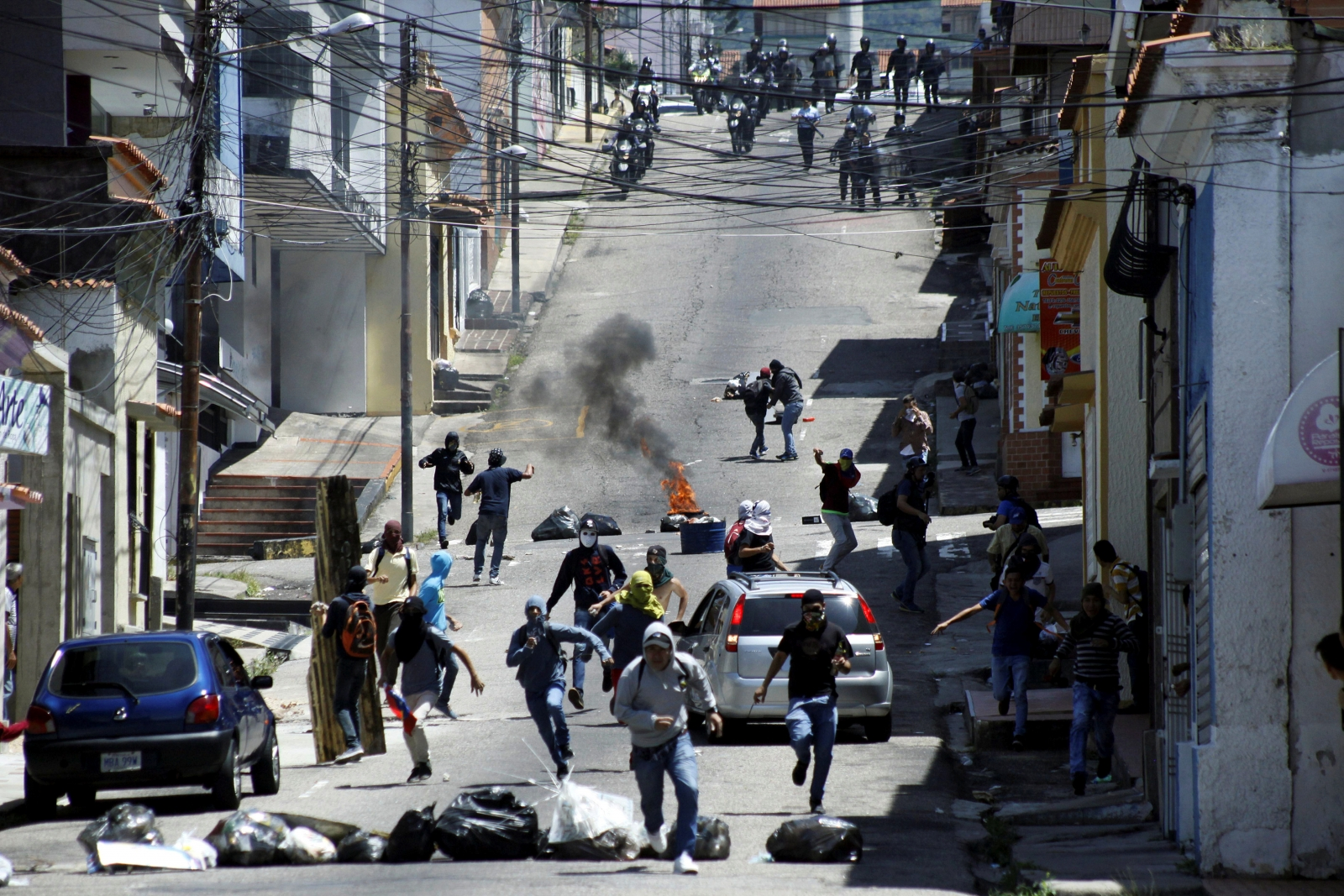 Venezuela's opposition