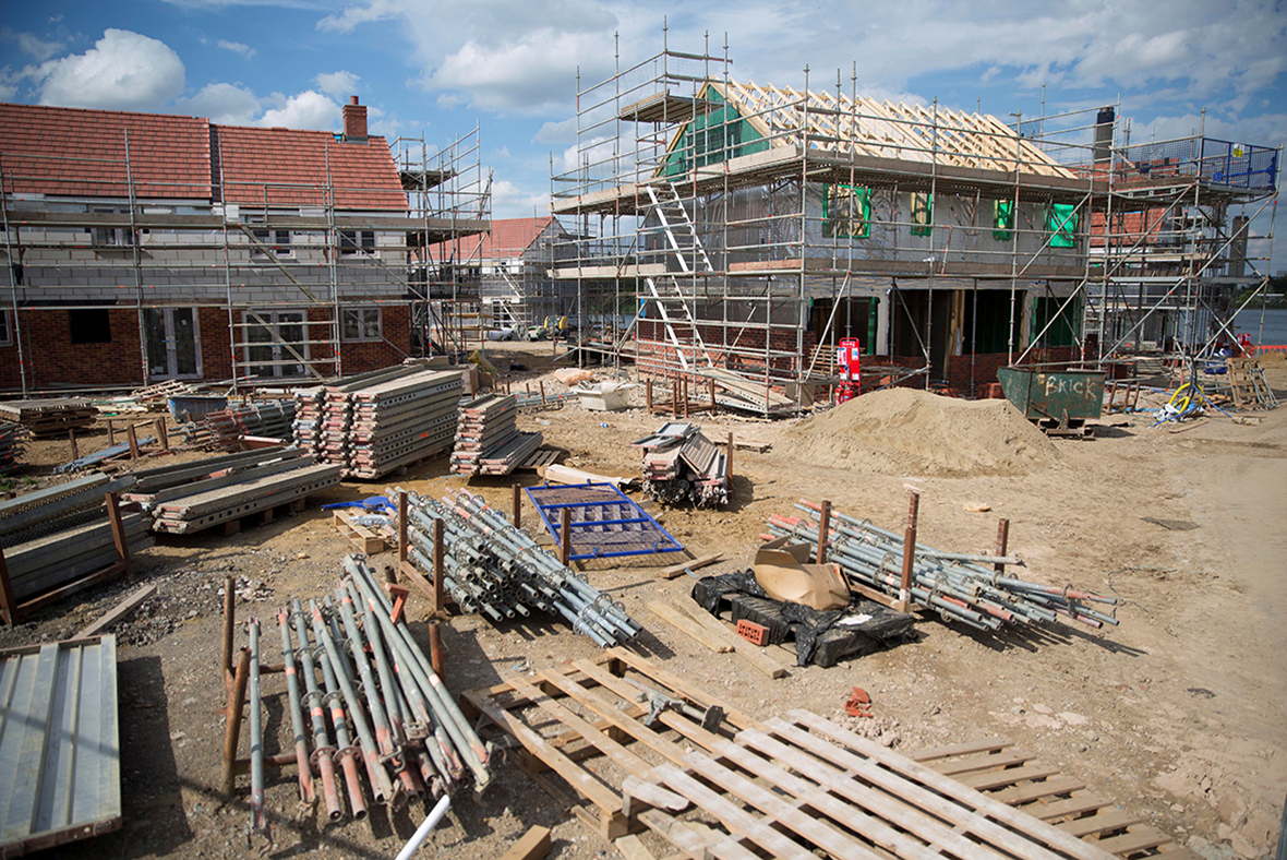 Autumn Statement 2016: House building