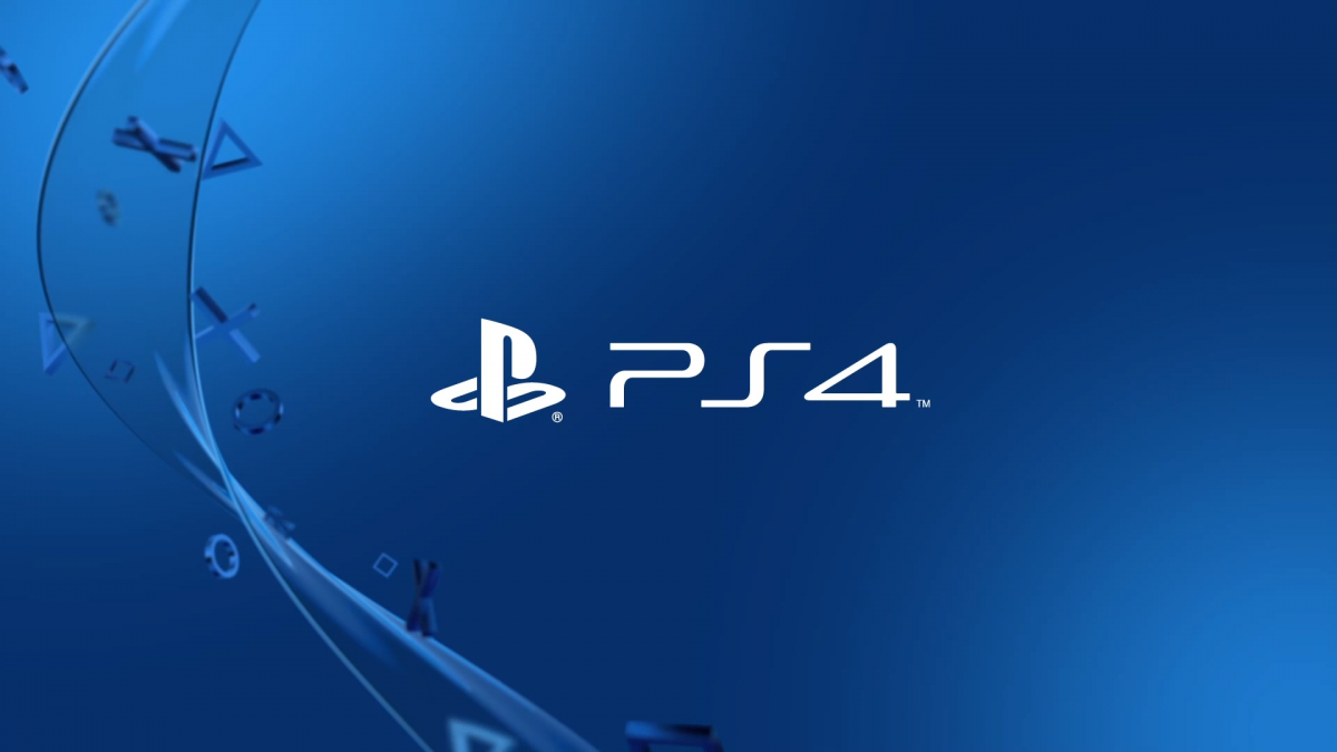 PlayStation PS4 logo