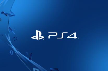 PlayStation PS4 logo