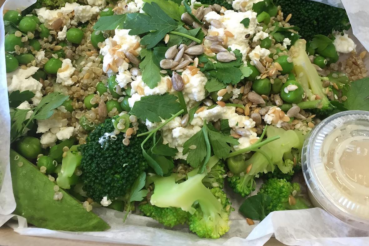 Leon Superfood Salad