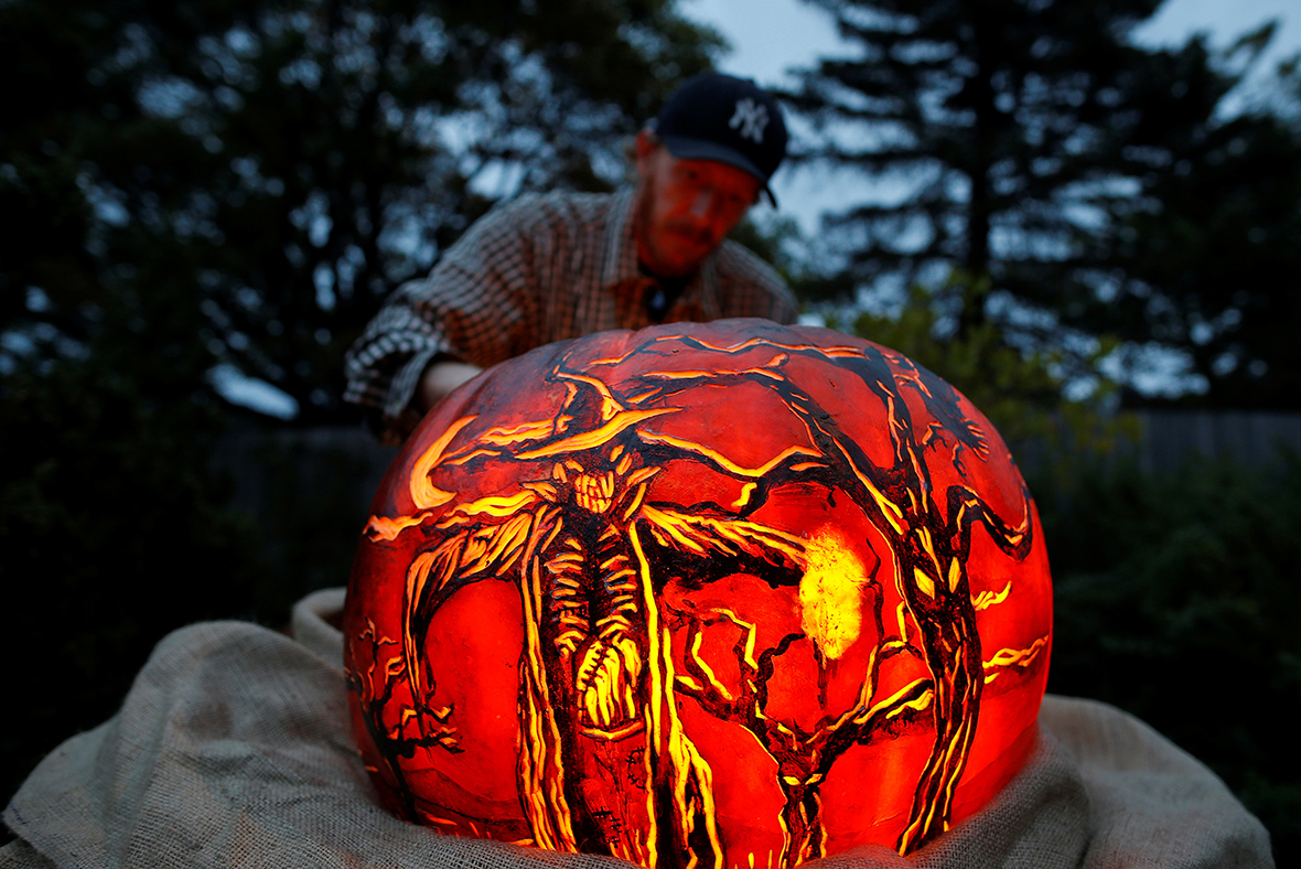 The Rise of the Jack OLanterns