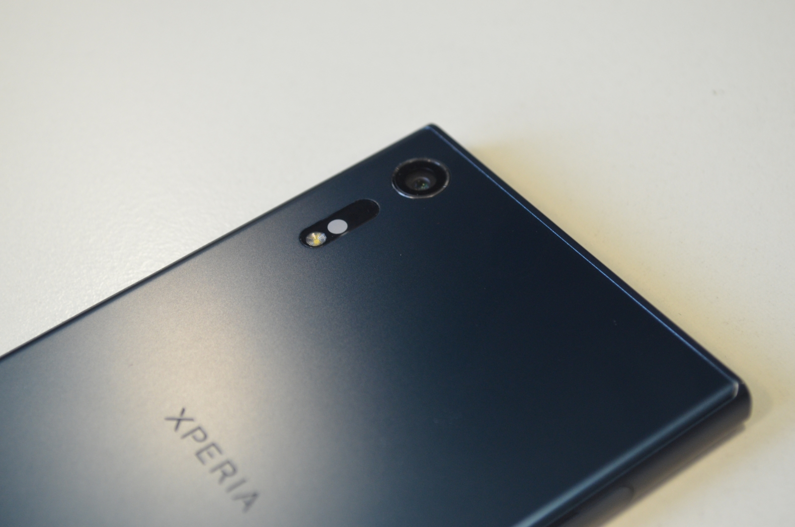 Sony Xperia XZ review camera