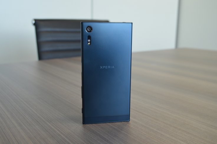 Sony Xperia XZ review metal panel