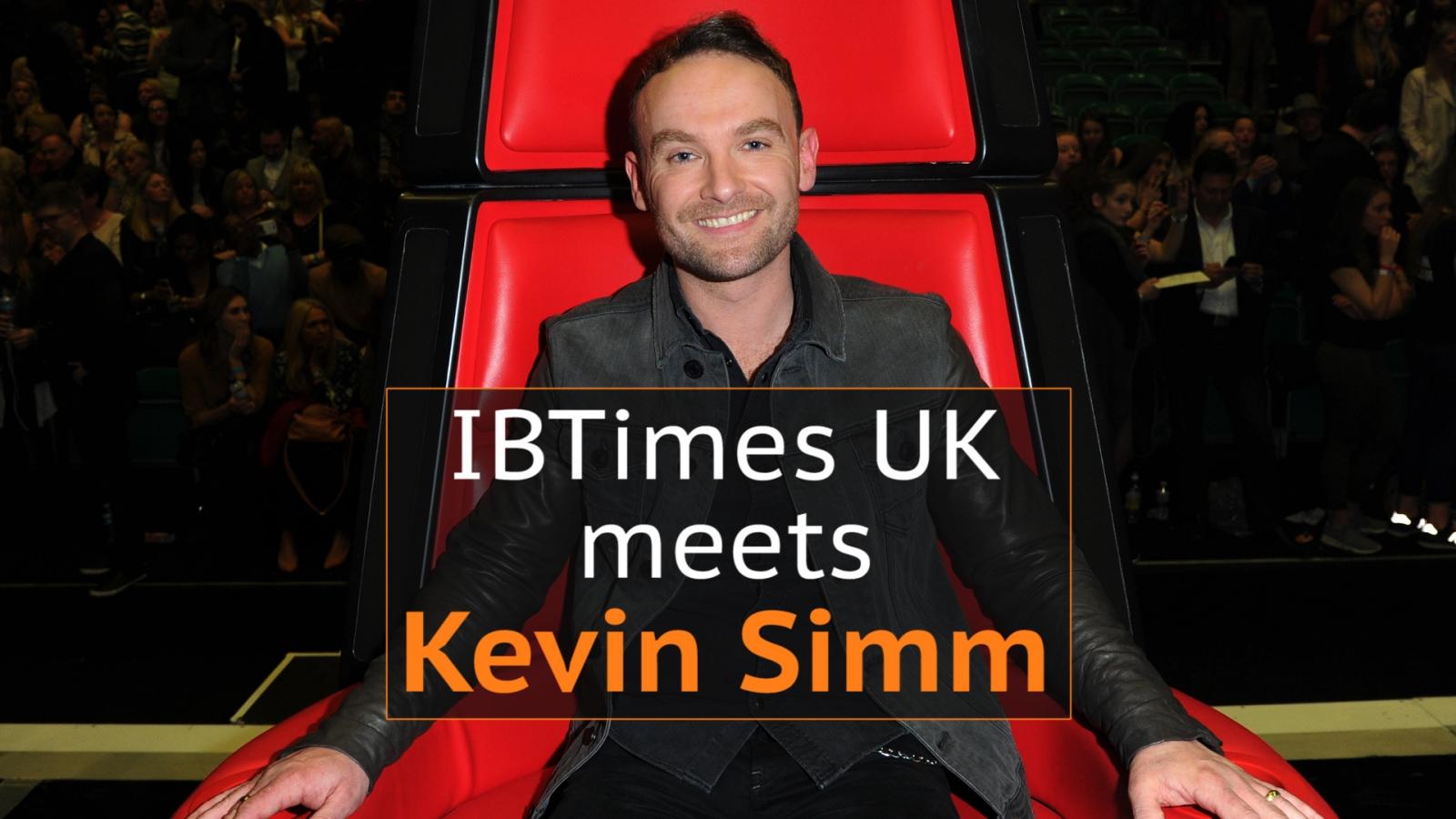 IBTimes UK meets Kevin Simm