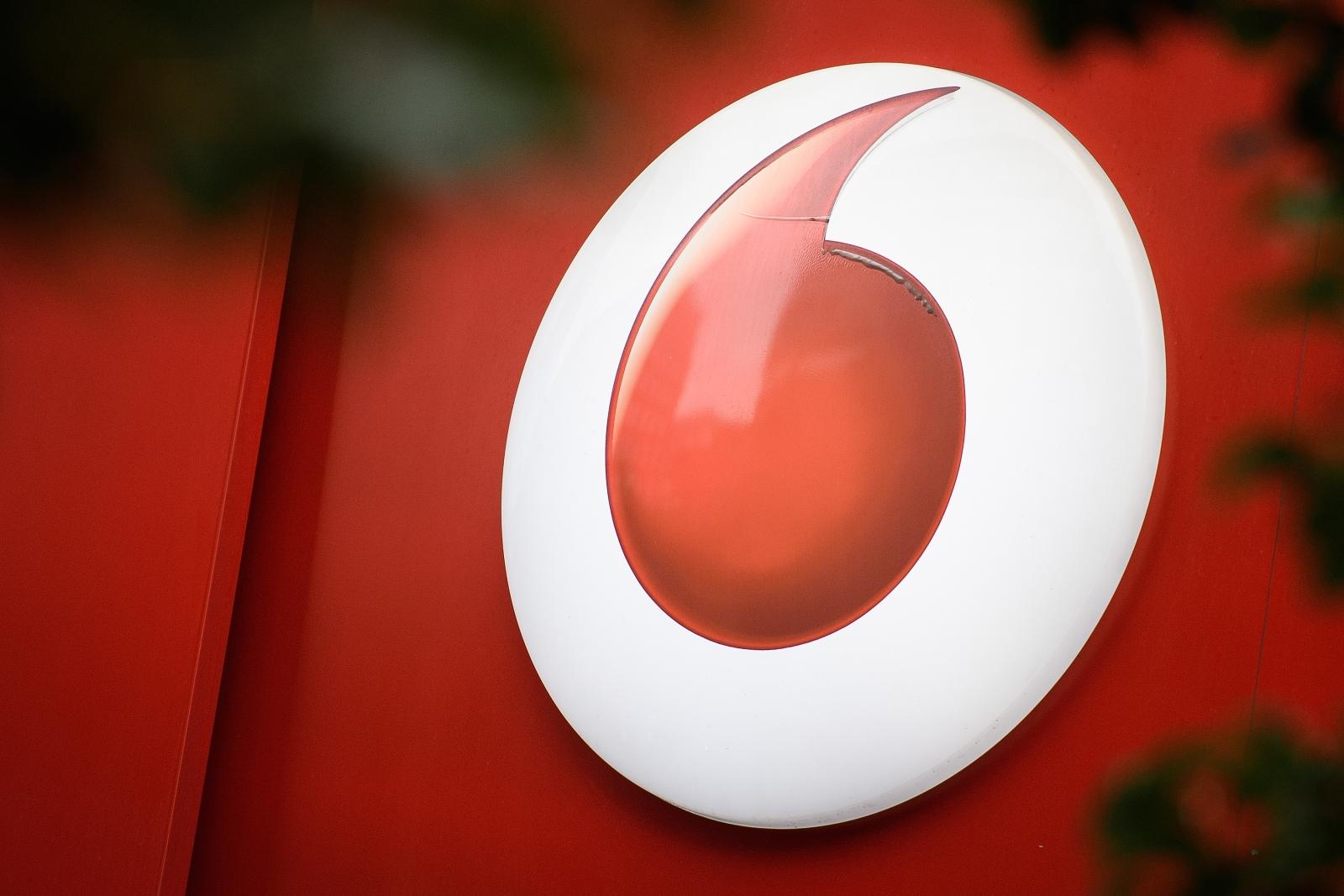 Vodafone revises full-year profit guidance