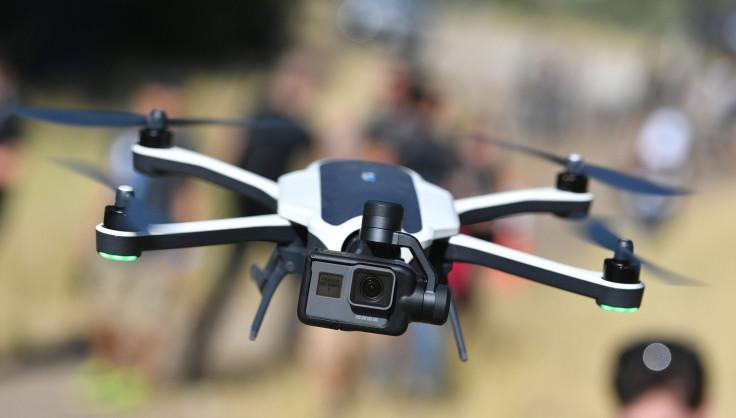 Sweden bans camera drones
