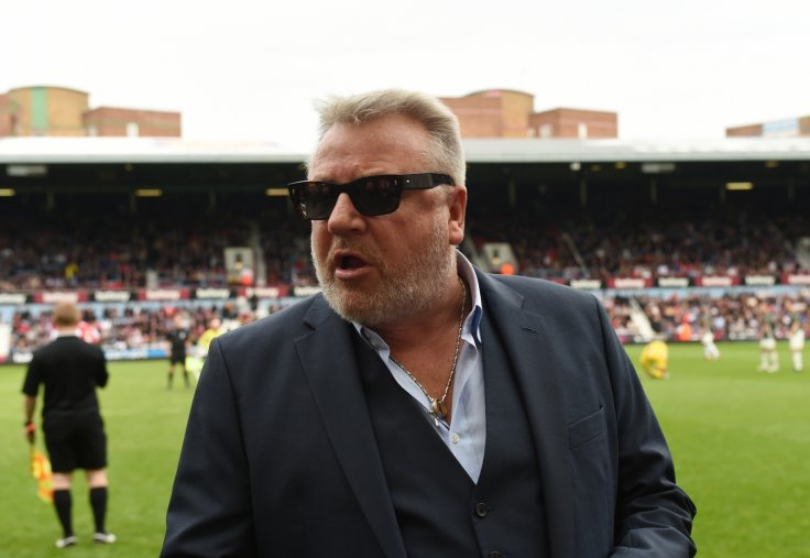 Ray Winstone makes gambling look cool – that's not good for our kids