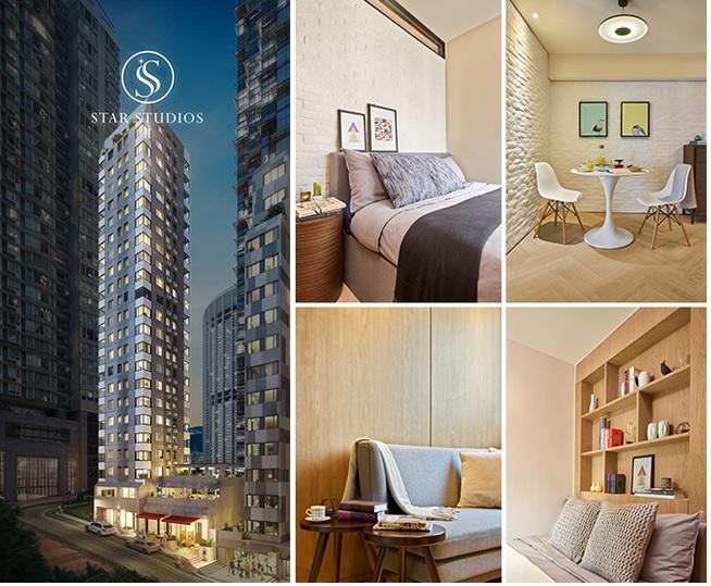 Hong Kong Star Studios property housing