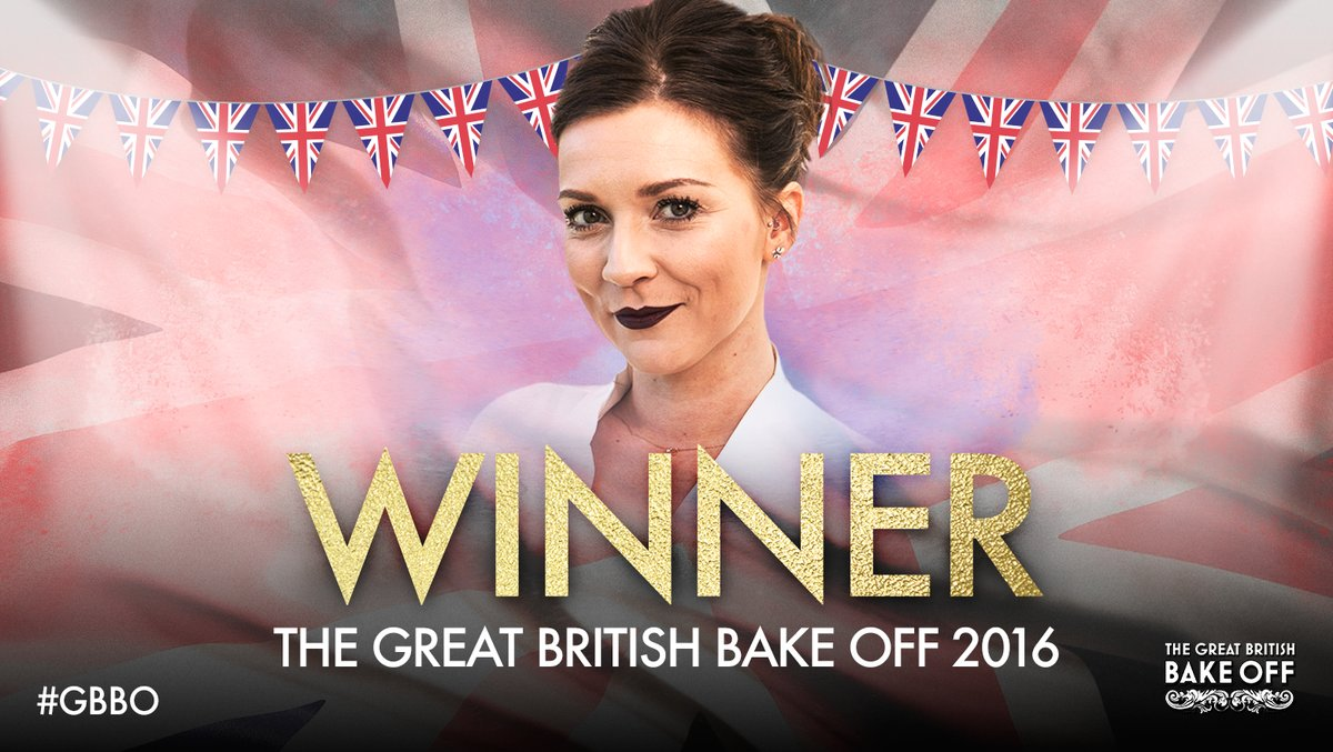 The Great British Bake Off Final 2016