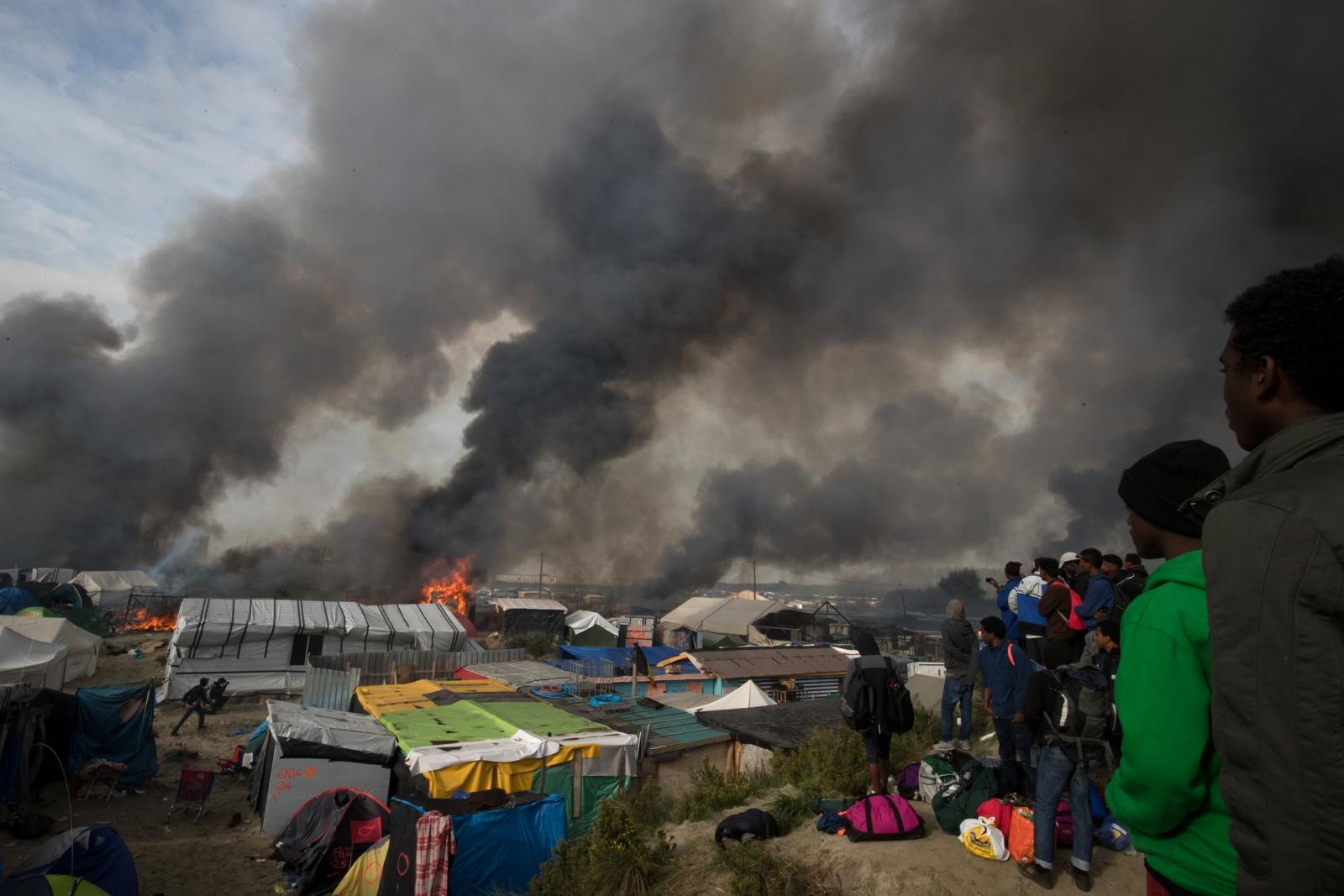 Calais camp
