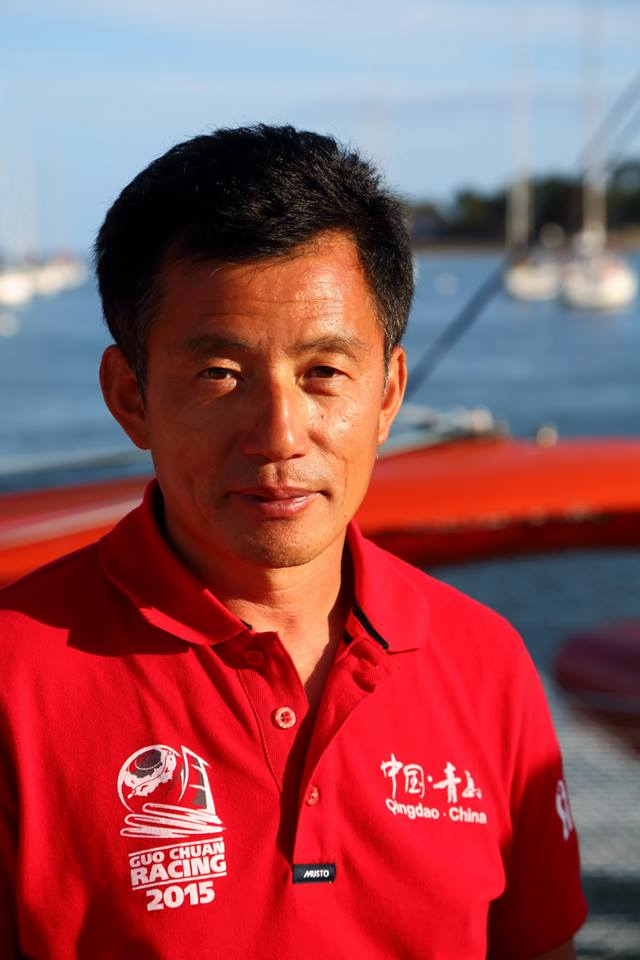 Chinese mariner Guo Chuan