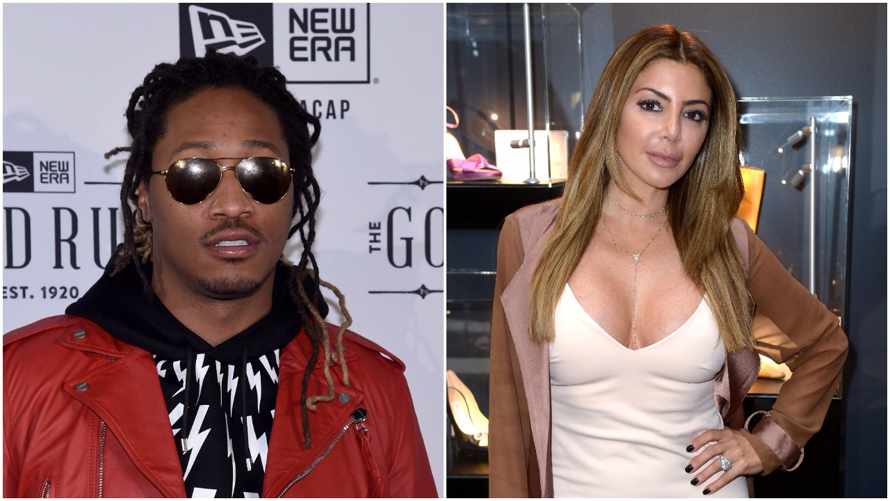 Future and Larsa Pippen