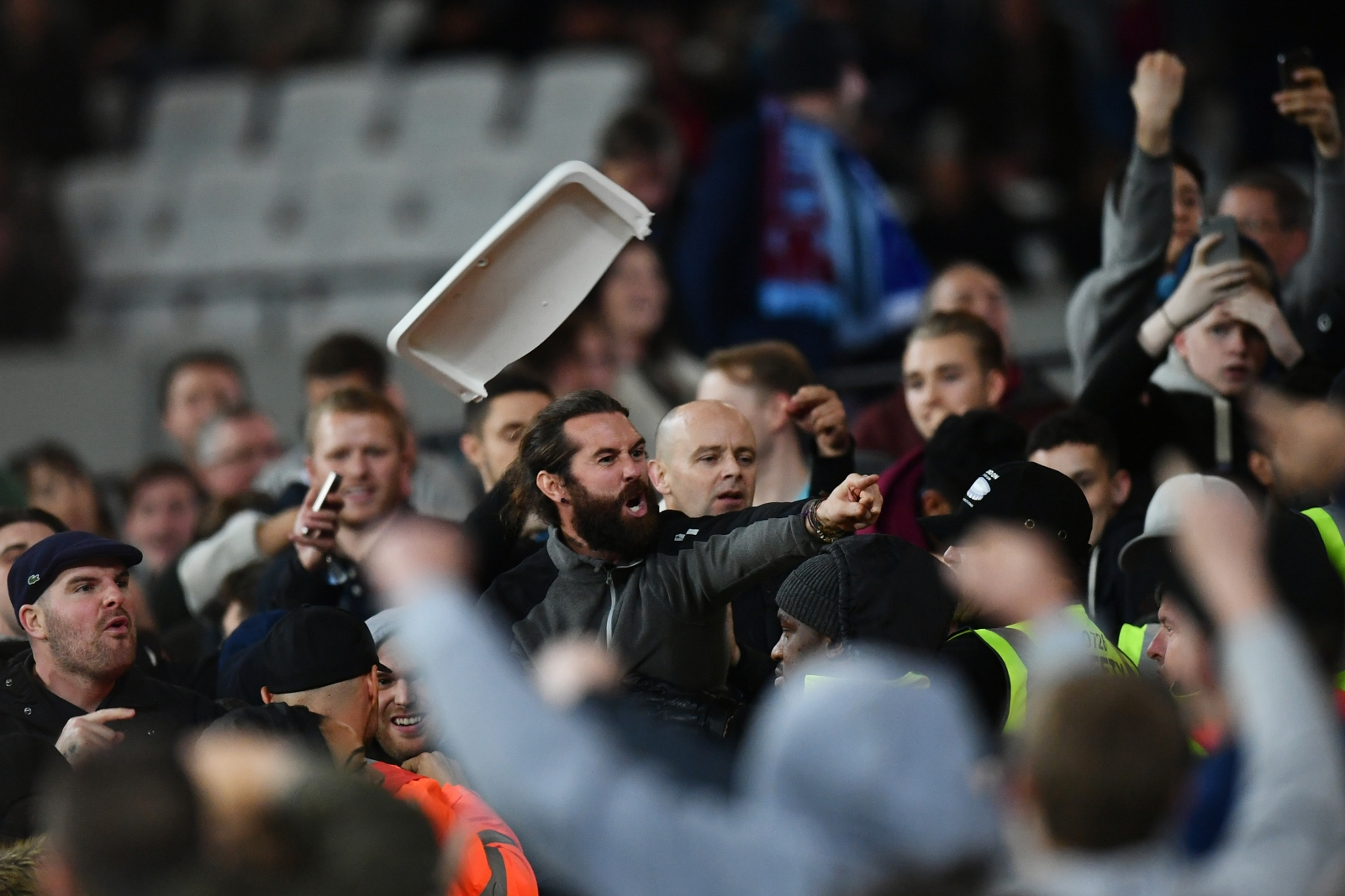 200 face banning orders over West Ham violence