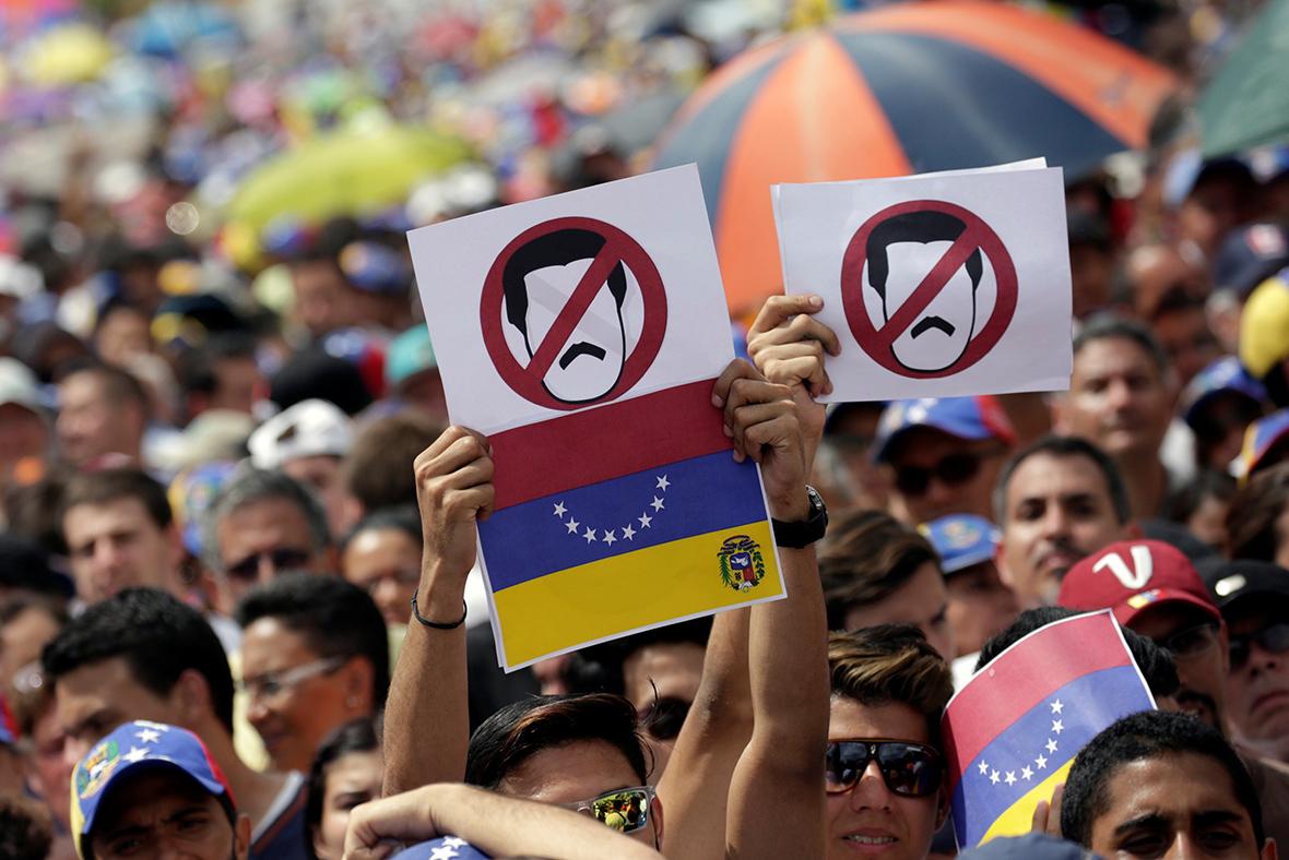 Venezuela protest